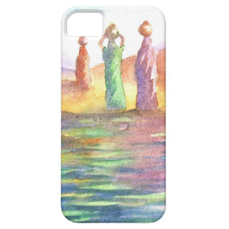 Water carriers iPhone 5 covers