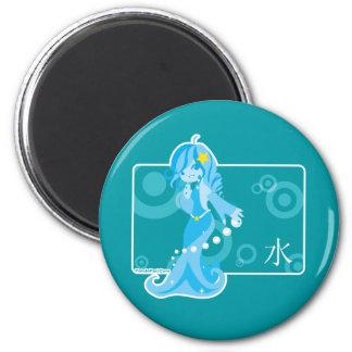 Water Chibi Magnet