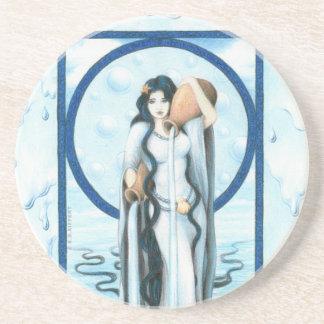 Water Drink Coasters