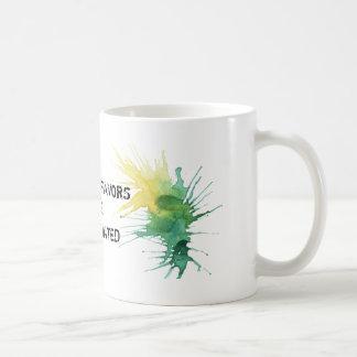 Water Color Splotch Coffee Mug