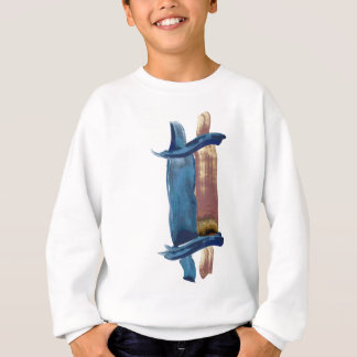Water Color Torah Sweatshirt