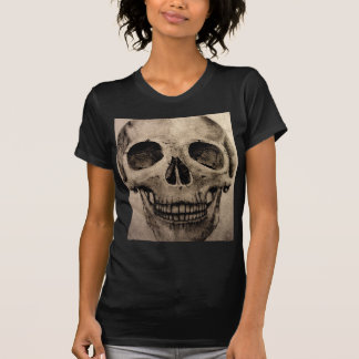water color version of skull (2) T-Shirt