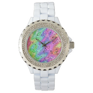 water color watch