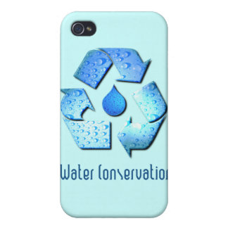 Water Conservation iPhone Case iPhone 4/4S Cover