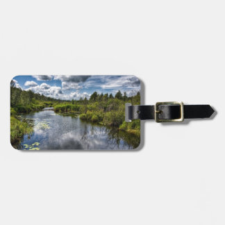 Water Country River Ponds Bag Tag