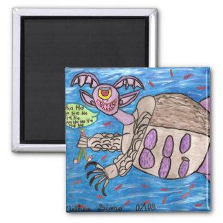 Water Creature Magnet