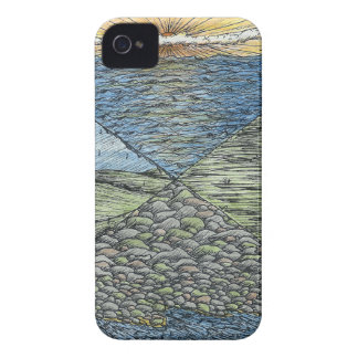 Water Cycling iPhone 4 Case