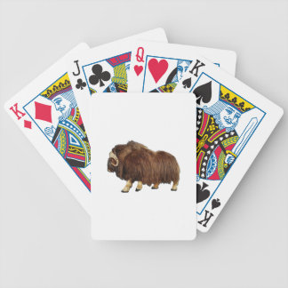 Water Days Bicycle Playing Cards