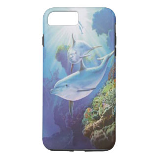 Water Dolphin iPhone 7 Case