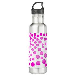 Water dots 710 ml water bottle