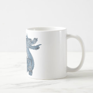 Water Dragon Coffee Mug