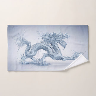 Water Dragon Hand Towel