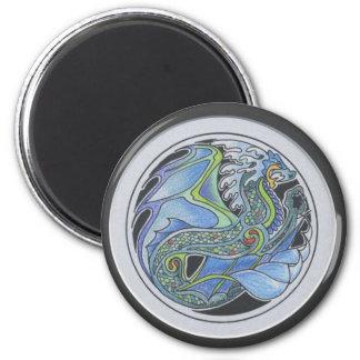 Water Dragon Magnet