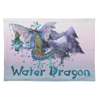 Water Dragon Placemat