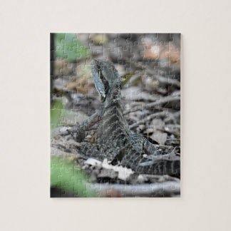 WATER DRAGON QUEENSLAND AUSTRALIA JIGSAW PUZZLE