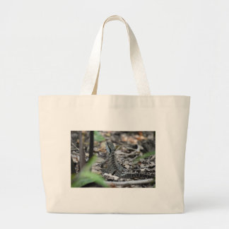 WATER DRAGON QUEENSLAND AUSTRALIA LARGE TOTE BAG