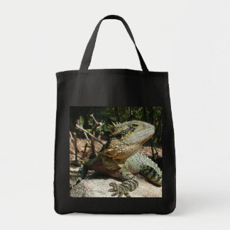 Water Dragon Totebag