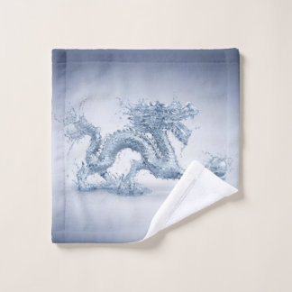 Water Dragon Wash Cloth