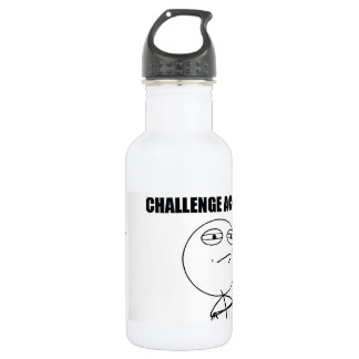 Water Drinking Challenge 532 Ml Water Bottle