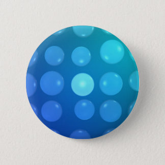 water drop design 2 inch round button