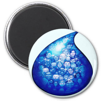 Water Drop Magnet