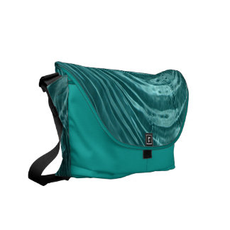 Water drop Rickshaw Messenger Bag