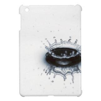 Water drop splash iPad mini covers