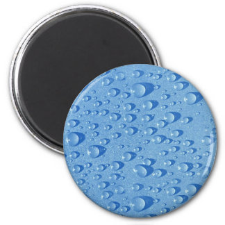 Water drops magnet