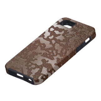 Water Drops on Driftwood iPhone 5 Covers