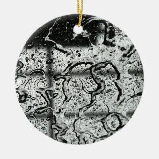 Water Drops Ornament