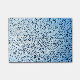 Water Drops Post-it Notes
