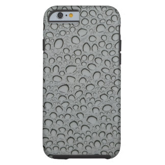 Water drops texture tough iPhone 6 case