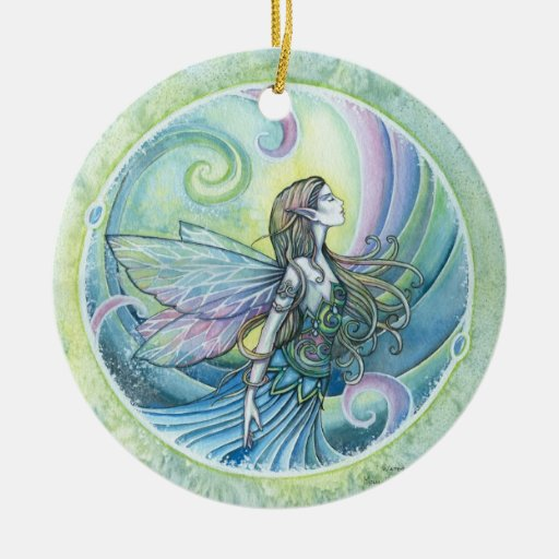Water Element Fairy Ornament