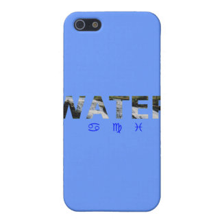 Water Element with Zodiac Signs iPhone 5 Cover
