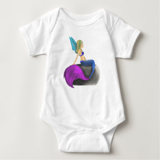 Water Fairy, also known as a Mermaid! Baby Bodysuit