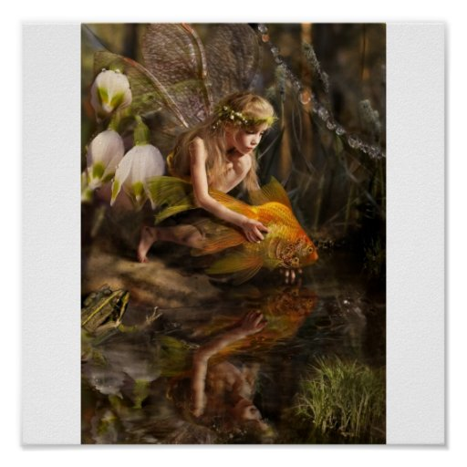 Water Fairy Poster