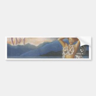 Water Fairy - Princess Series - CricketDiane Bumper Sticker