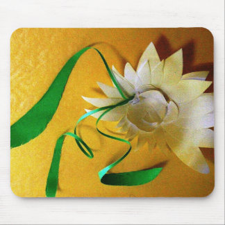Water Flower by Robert E Meisinger 2014 Mouse Pad