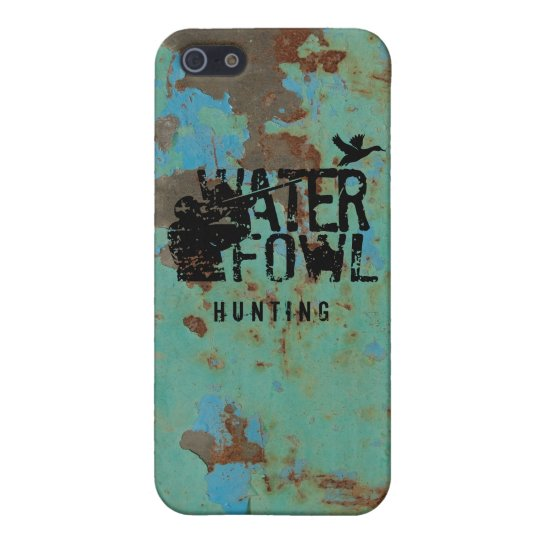 Water Fowl Hunting Case For iPhone 5/5S