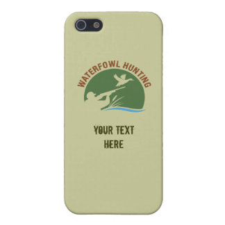 Water Fowl Hunting iPhone 5 Cover