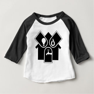 Water Gas Electric Baby T-Shirt