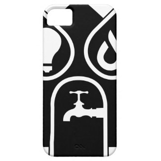 Water Gas Electric iPhone 5 Case