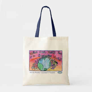 Water Girld Wants You to Tote Bags