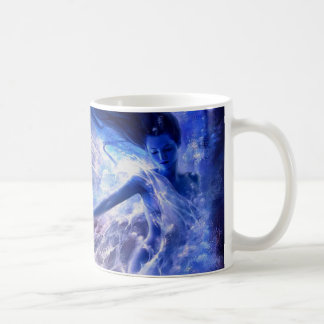 Water goddess Coffe Cup