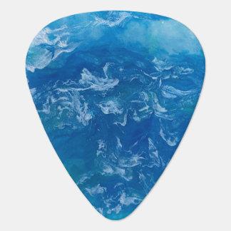 Water Guitar Pick