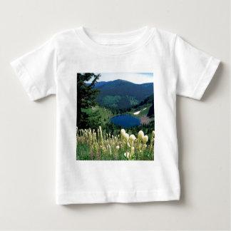 Water Hidden Lake Montana Baby T-Shirt