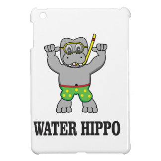 water hippo fun case for the iPad mini