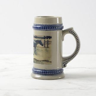 Water Horses 2 Beer Mug