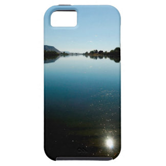Water Hot Still Reflection Cover For iPhone 5/5S