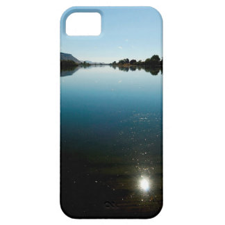 Water Hot Still Reflection iPhone 5 Cases